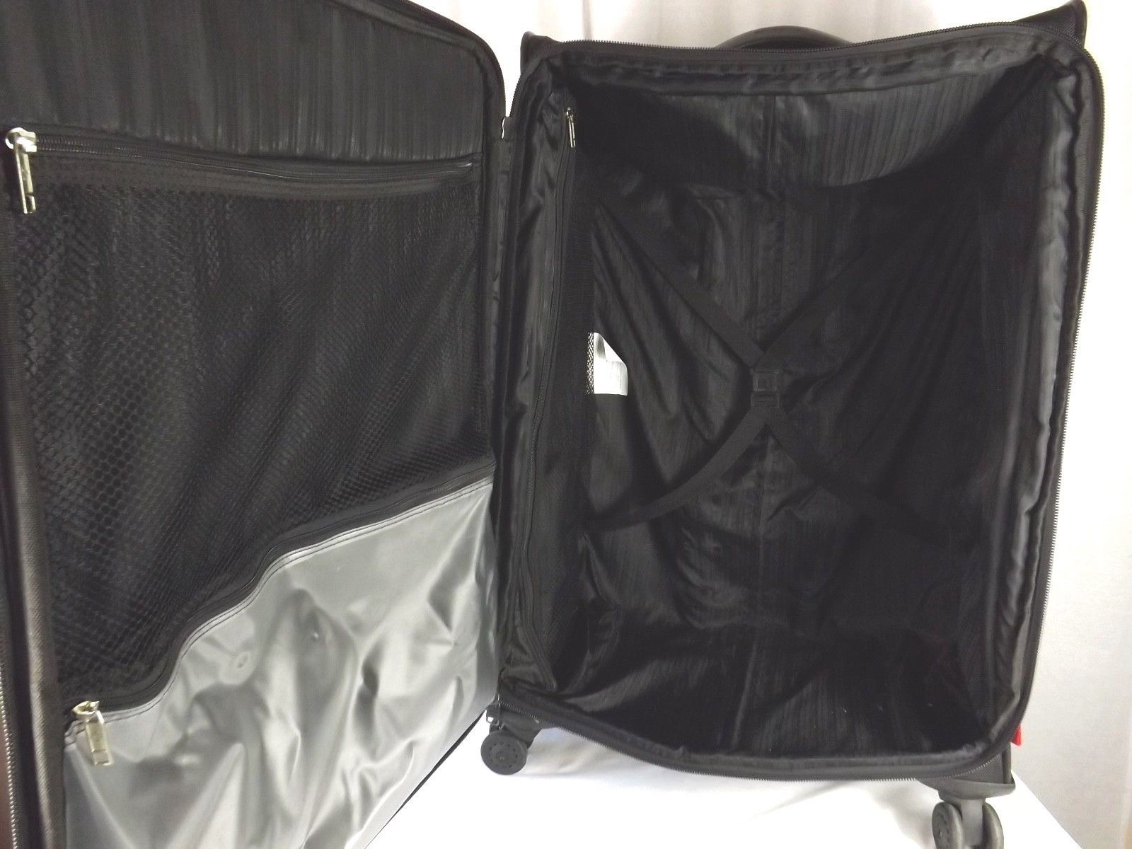 """Samsonite 1910.... 29"""" Expandable Spinner Upright Suitcase Luggage - Black image 6"""