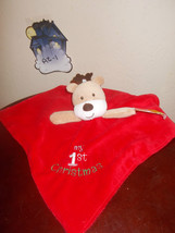 My First Christmas lovey Reindeer, By Baby Starters NWT - $9.99