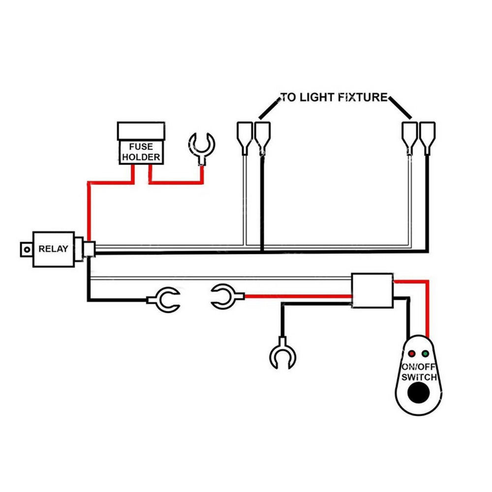 Rigid Industries Wiring Diagram on rigid industries back up lights