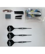 Bottelsen BOND-2 19g 90% Tungsten Steel Tip Dart Set darts flights shaft... - $49.95