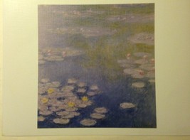 Nympheas at Giverny By Monet - $65.00