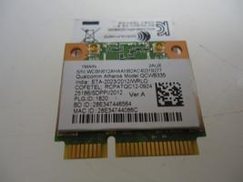 Acer Aspire V5-122P QCWB335 WiFi Wireless Bluetooth 4.0 PCI-E Card Genuine - $4.74