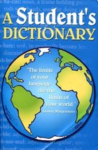 A Student's Dictionary [Paperback] by The Dictionary Project, Inc.