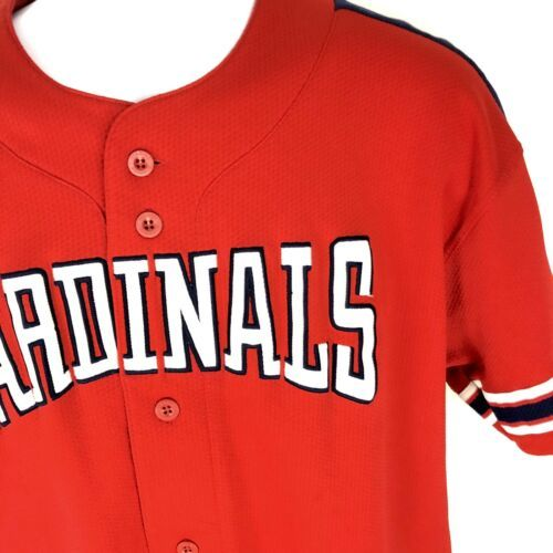 Starter Mark McGwire Cardinals Jersey Red MLB XL