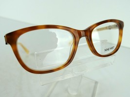 Nine West NW 5068 (233) Honey Tortoise 50 x 18 135 mm Eyeglass Frames - $51.96