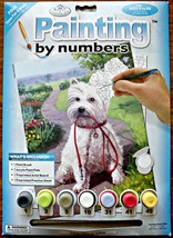 Paint By Numbers Time For A Walk- Artist Kevin ... - $19.95