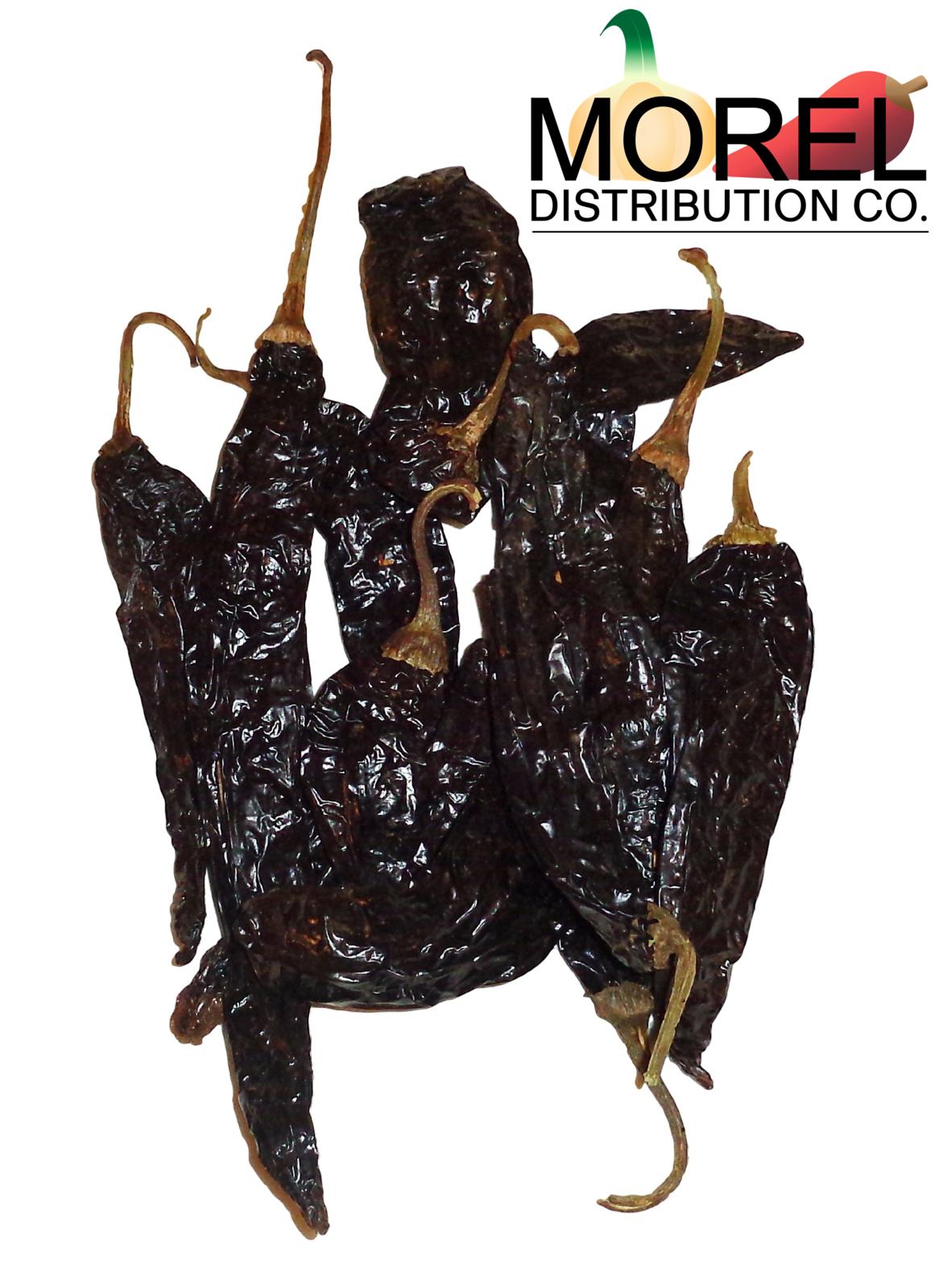 Chile Pasilla Pepper (Chile Pasilla) // Weights: 4 oz, 8 oz, 12 oz, & 1 lb