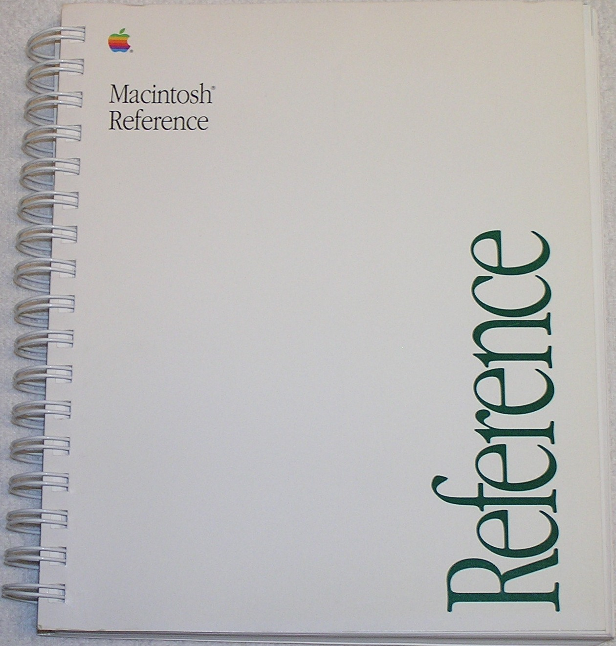 Apple how to manuals array apple reference manual 1990s 1 listing rh bonanza com fandeluxe Choice Image