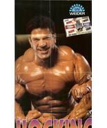 lou ferrigno the hulk autograph movie star actor bodybuilder mr america - $79.99