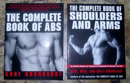 The Complete Book of Abs & The Complete Book of Shoulders and Arms by K.... - $15.00