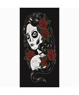Day of The Dead 36x72 Shower Curtain - $34.99