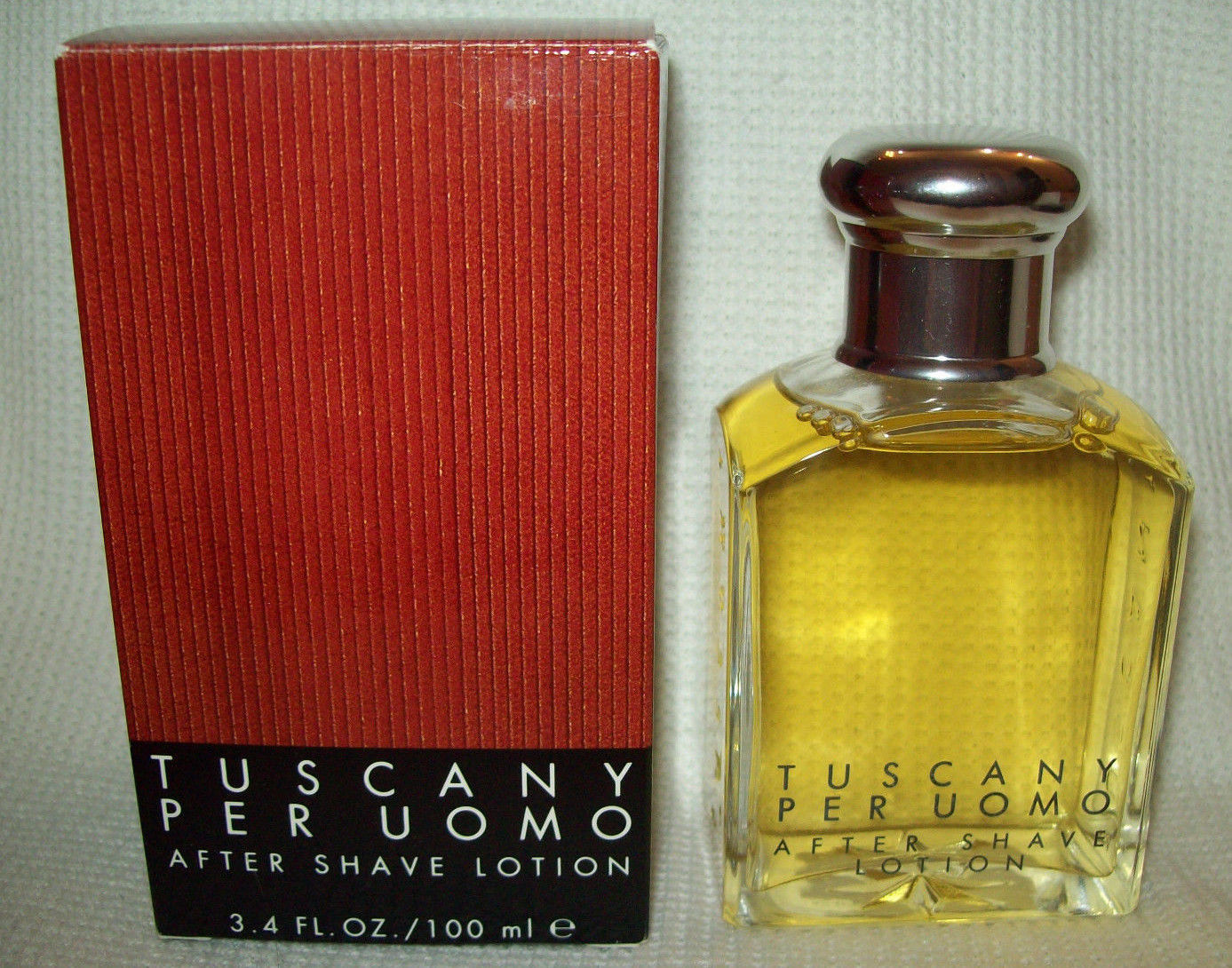 vintage tuscany per uomo after shave lotion 3 4 oz cologne men perfume aramis men. Black Bedroom Furniture Sets. Home Design Ideas