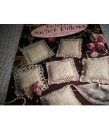 Victorian Sachet Pillows Leaflet 2434 - $5.00