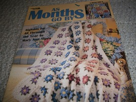 Crochet As Months Go By - $12.00