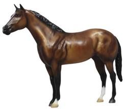 Breyer AQHA Special 75th Anniversary Edition #1730 BAY Quarter Horse Bay NIB - $42.94