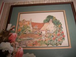 Dawna Barton's Garden House Cross Stitch Chart - $5.00