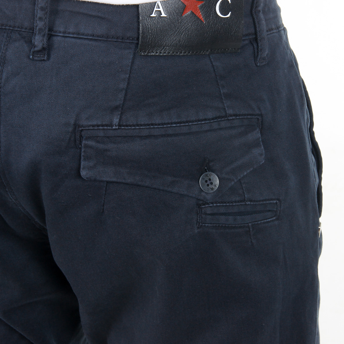 Primary image for Andrew Charles Mens Pants Blue AMARA