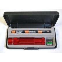 Mag XL100 LED MagLite Flashlight - Red - $63.79