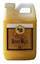 Wood Wax, Wood Preserver, Beeswax for Wood, 64 ... - $158.17
