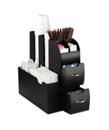 Coffee Condiment and Accessory Organizer, 6 1/2 x 11 3/4 x 12 - $39.59