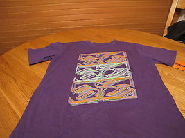 Boys Nike small 8 T shirt 6.0 skate NEW youth club purple soft material ... - $13.38
