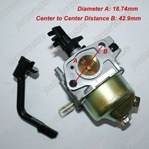 JXPARTS Carburetor for GX160 Generator GX200 Generator - $14.95