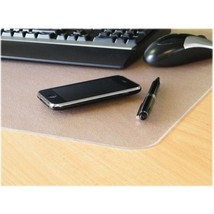 Desktex Polycarbonate Anti-Slip Desk Mat, 17 x ... - $48.95