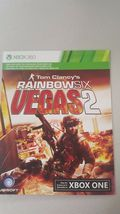 Tom Clancy's Rainbow Six Vegas 2 xbox 360/ONE game Full download code [E... - $9.99