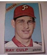 1966Topp Ray Culp Philadelphia Phillies Basebal... - $1.87