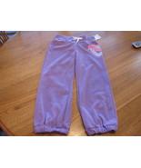 Puma girls active Capri pants youth large L Purple PGS17355 NWT^^ - $20.61
