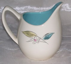 Vtg Salem Biscayne Creamer /Cream Pitcher-Pink ... - $7.95