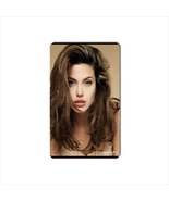 Angelina Jolle Collectible Vinyl Magnet - $4.99