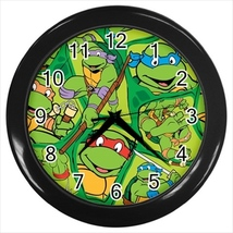 TMNJ Custom Black Wall Clock - $19.95