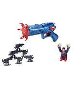 DC Comics  Man of STEEL NEW SUPERMAN QUICK SHOTS TRI-SHOT SLINGER - $12.60