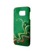 Green Waves Samsung Galaxy S6 Hardshell Case  - $19.95