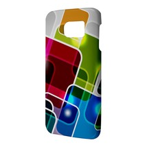 Color Blocks Samsung Galaxy S6 Hardshell Case  - $403,29 MXN