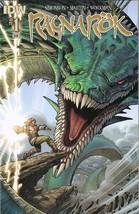 Ragnarok #1 NM Walter Simonson First Printing IDW Comics - 2014 - $9.95