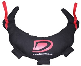 DAAN'S WORKOUT WEIGHT SAND BAG FITNESS GYM TRAINING STRENGTH 8 KG BULGARIAN - $44.87