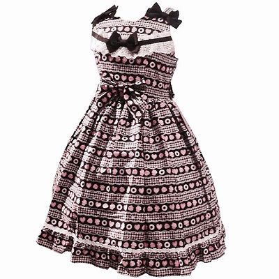 Baby The Stars Shine Bright Special 2016 Black JSK Dress Lolita Fashion BTSSB