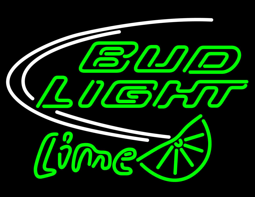 Bud Light Lime Beer Neon Sign and similar items