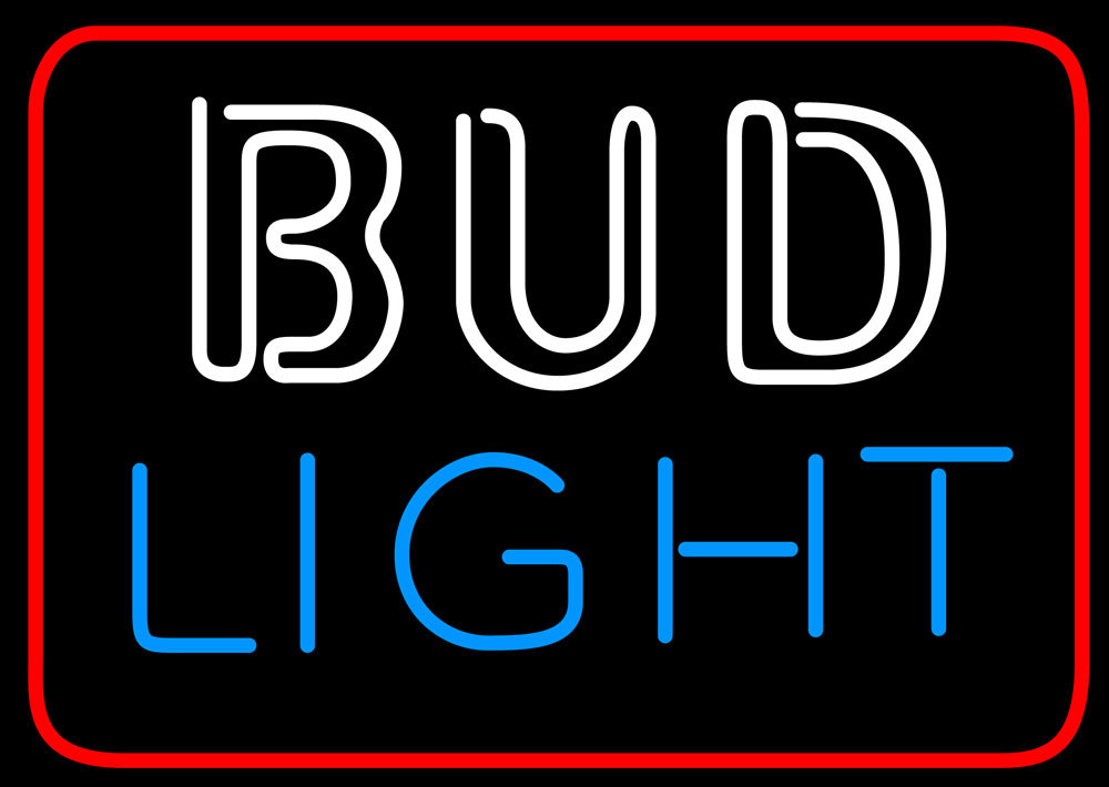 Bud Light Neon Sign - Neon