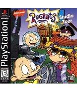 Rugrats: Studio Tour (PS1) [PlayStation] - $3.75