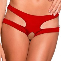 Beautifulfashionlife Women`s Sexy Panties Plus Size Briefs 6 Colors 5 Sizes (... - $14.84