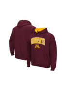 Men's Stadium Athletic Maroon Minnesota Golden Gophers Arch & Logo Tackl... - $23.74