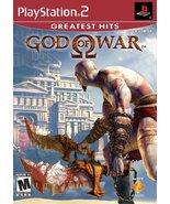 God of War - PlayStation 2 [PlayStation2] - $3.55