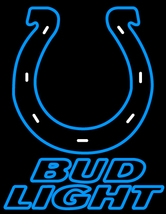 NFL Bud Light Indianapolis Colts Neon Sign - $799.00