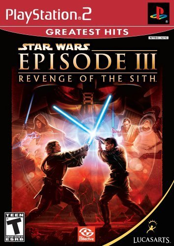 Star Wars Episode III Revenge of the Sith - PlayStation 2 [PlayStation2]