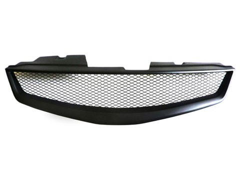 Front Bumper Mesh Grill Grille Fits Nissan Sentra 10 11 12 2010-2012 Base S SL