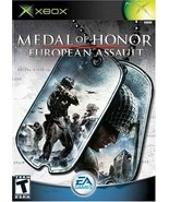 Medal of Honor European Assault - Xbox [Xbox] - $3.55