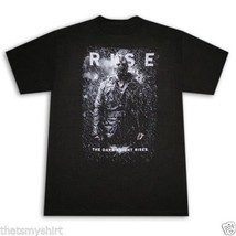 New Authentic Batman Dark Knight Rises Bane Rise Mens Tee Shirt in Black - $22.62 CAD
